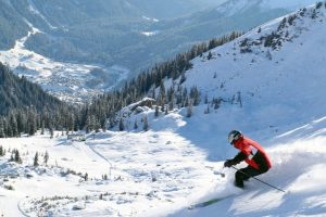 Klosters off piste