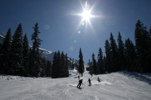 Klosters Skiing