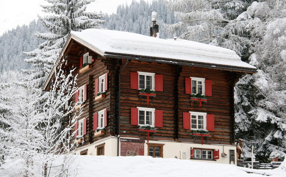 Chalet Bear Klosters