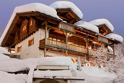 Casa Chimera Klosters