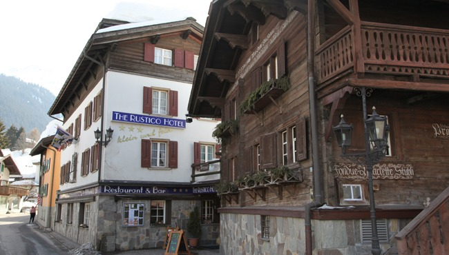 Hotel Rustico Klosters