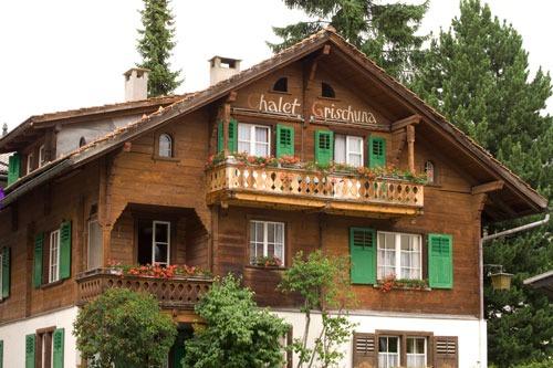 Hotel Chesa Grischuna Klosters