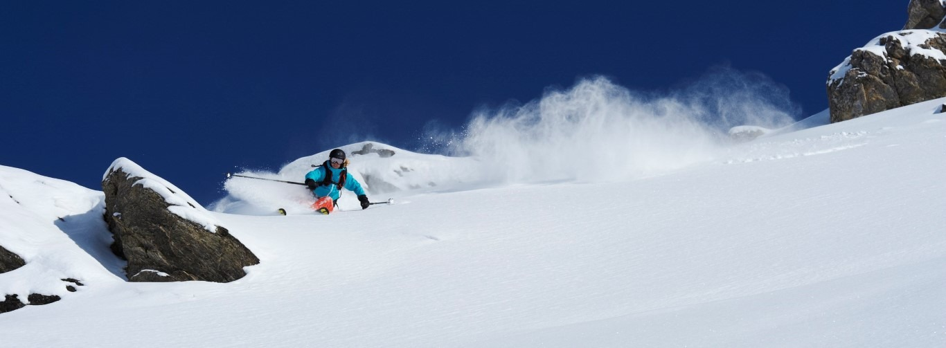 Freeriding in Klosters