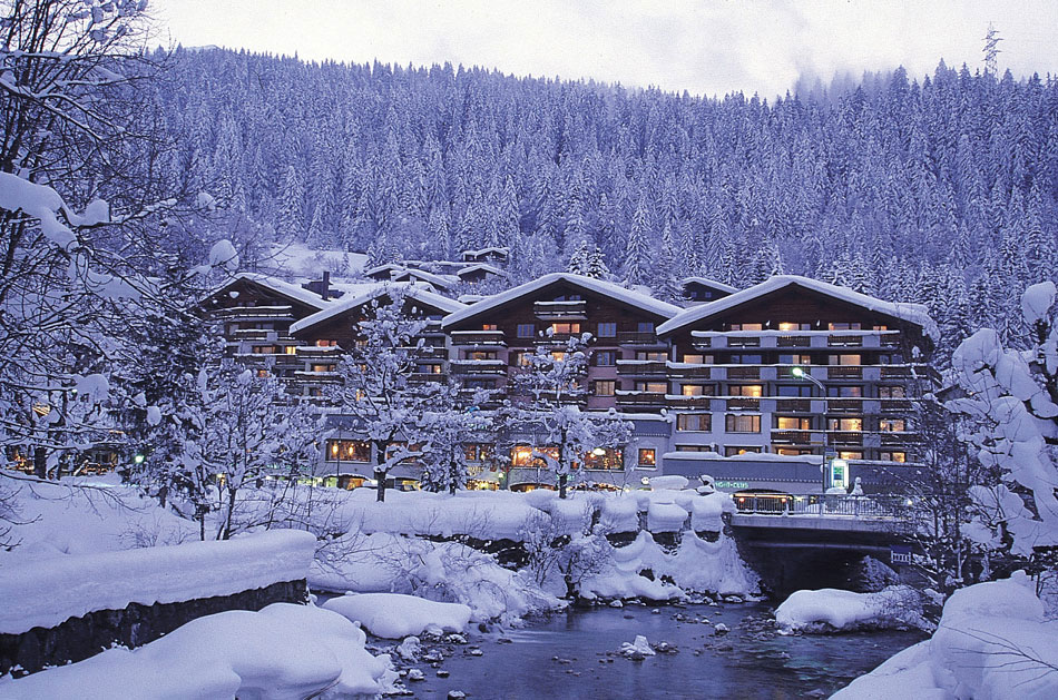 Silvretta Park Hotel Klosters