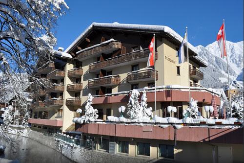 Hotel Piz Buin ****