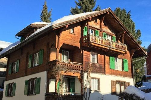 Chesa Grischuna Chalet Klosters