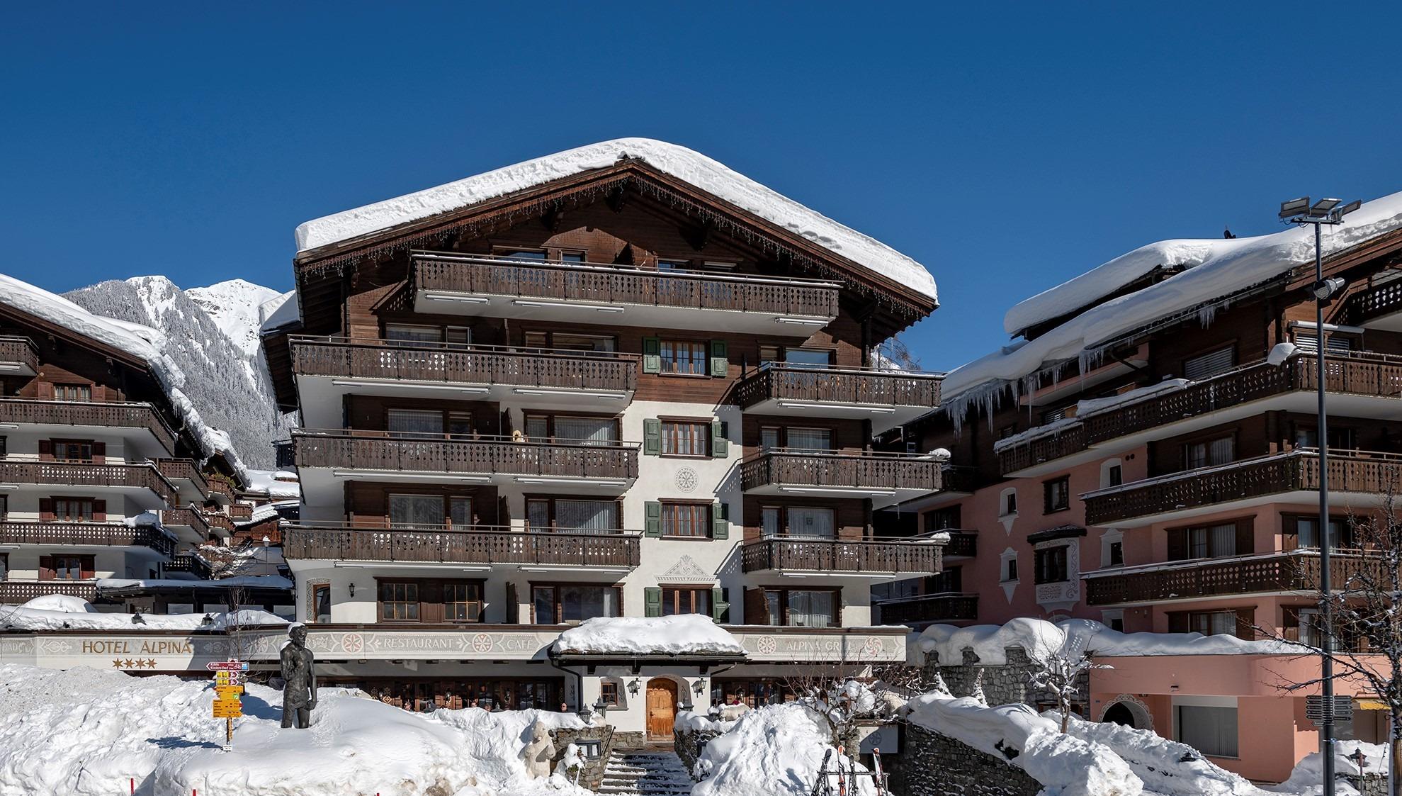 Hotel Alpina ****