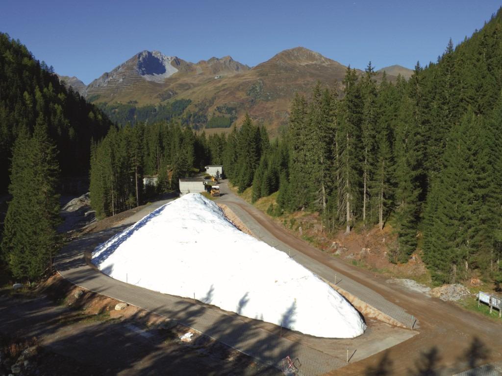 Snowfarming (Photo:Destination Davos Klosters/Marcel Giger)